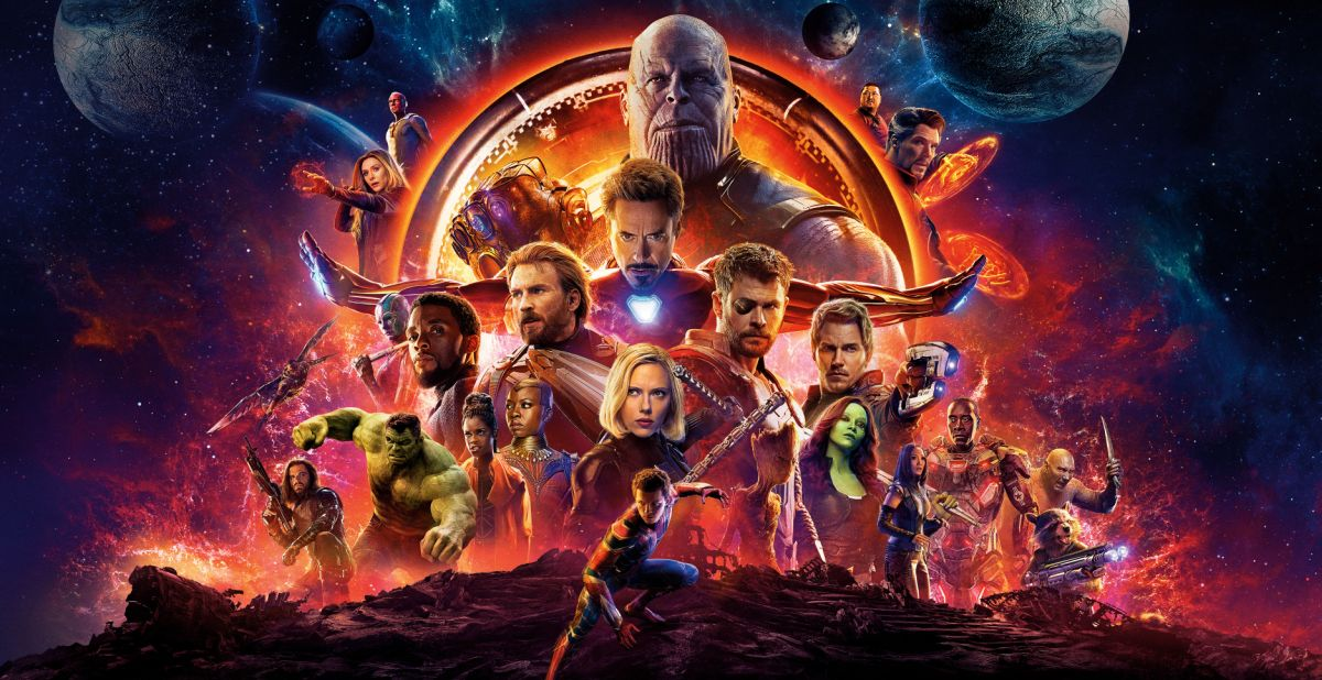 "Spoilerfreie Review – ""Avengers: Infinity War"""