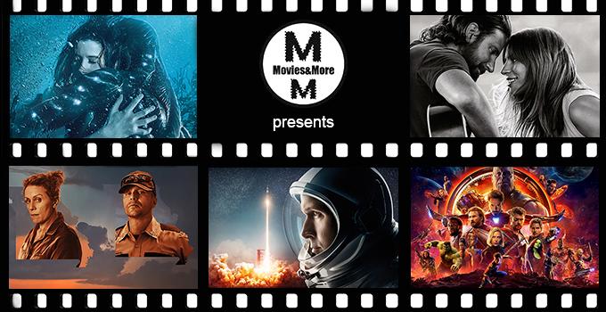 Movies&More presents: Die besten Filme des Jahres 2018