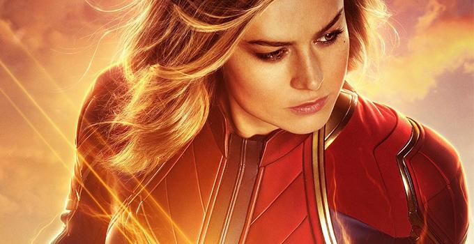 """Box Office: """"Captain Marvel"""" feiert grandiosen Kinostart"""