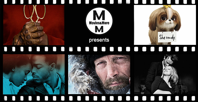 Movies&More presents: Trailer Collection #109