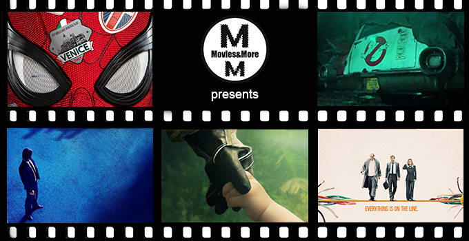 Movies&More presents: Trailer Collection #111