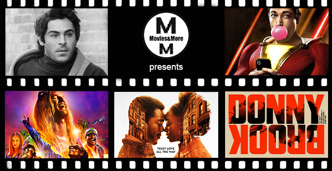 Movies&More presents: Trailer Collection #112