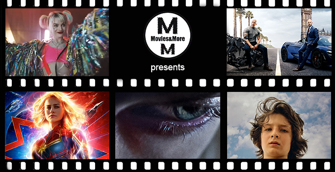 Movies&More presents: Trailer Collection #113