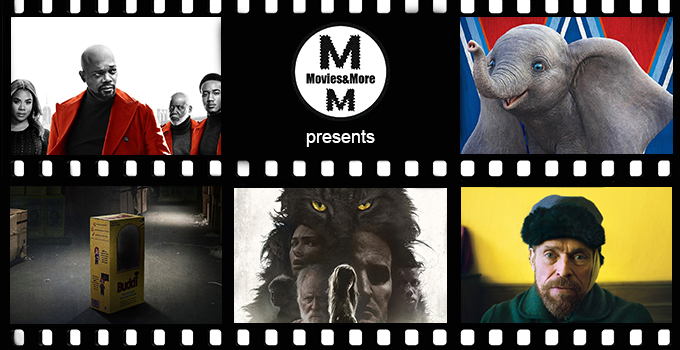 Movies&More presents: Trailer Collection #114