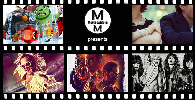 Movies&More presents: Trailer Collection #116