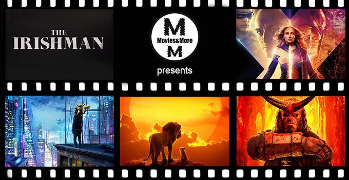 Movies&More presents: Trailer Collection #117