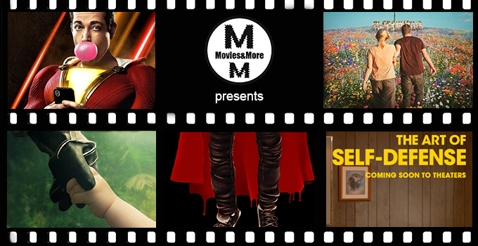 Movies&More presents: Trailer Collection #118
