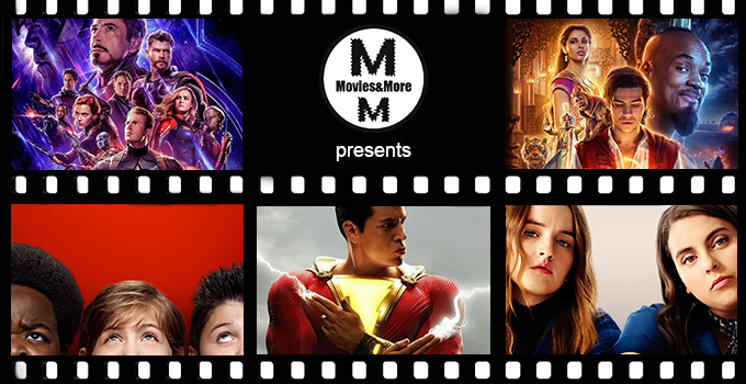 Movies&More presents: Trailer Collection #119