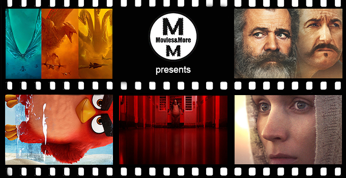 Movies&More presents: Trailer Collection #121