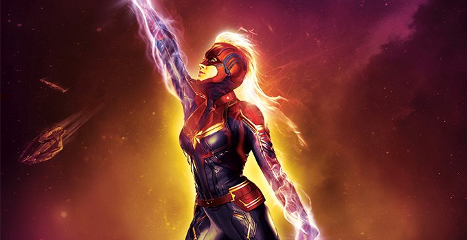 Box Office: Captain Marvel spielt weltweit über eine Milliarde US-Dollar ein