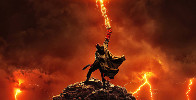 "Spoilerfreie Review – ""Hellboy – Call of Darkness"""