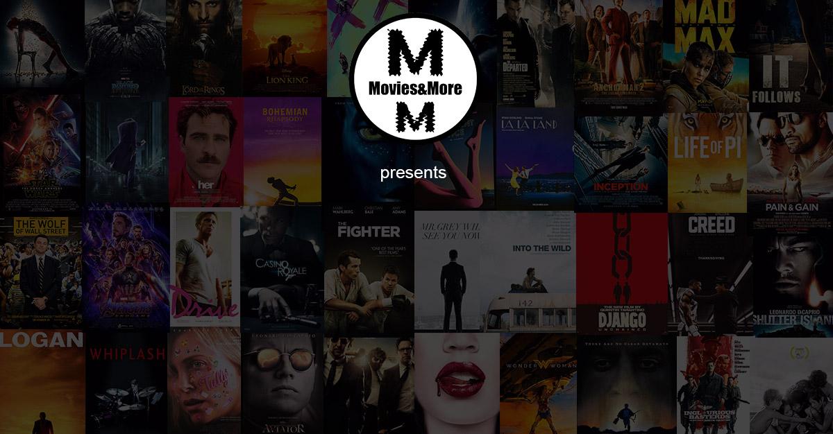 Movies&More presents: Poster Mosaik #125