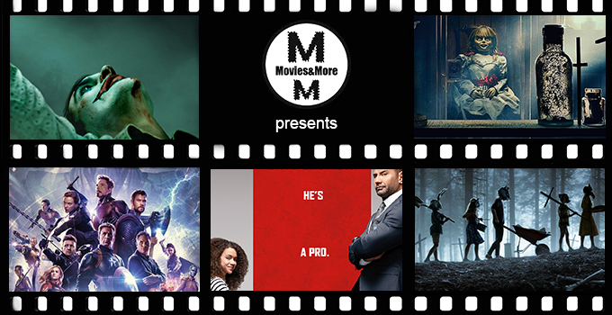 Movies&More presents: Trailer Collection #122