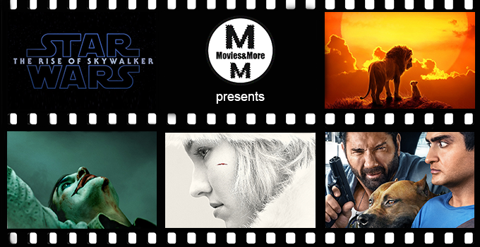 Movies&More presents: Trailer Collection #123