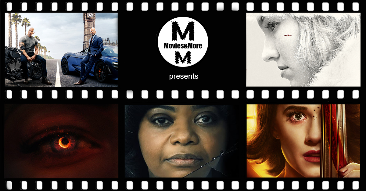 Movies&More presents: Trailer Collection #124