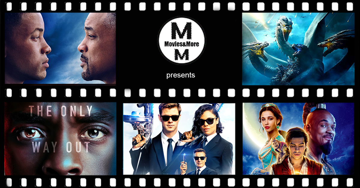 Movies&More presents: Trailer Collection #125