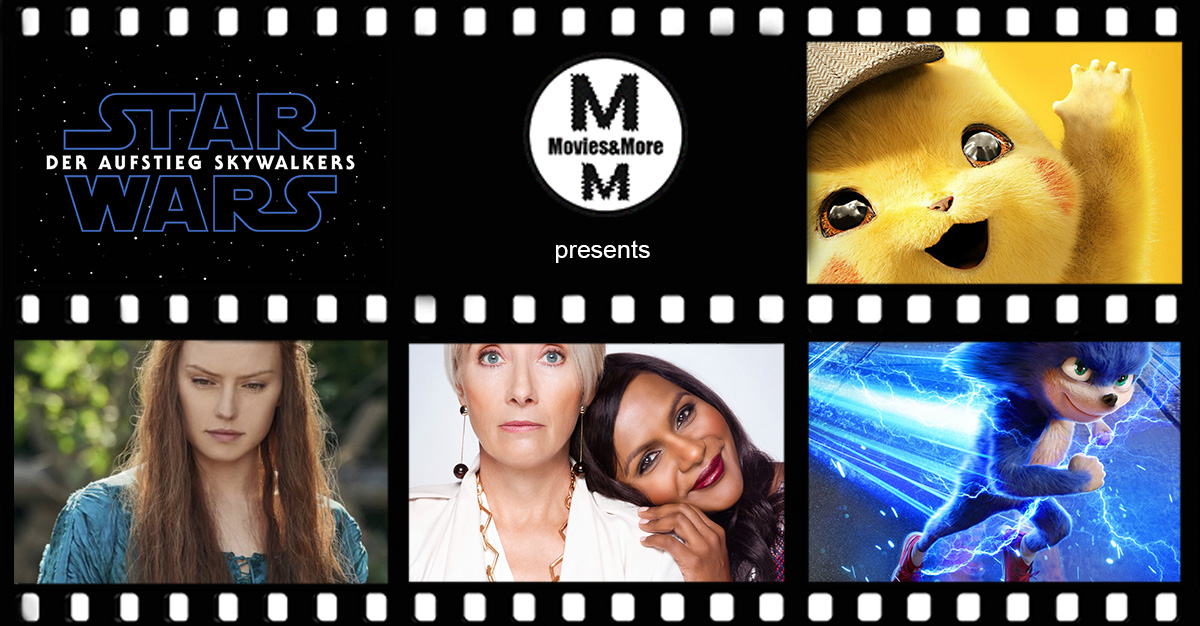 Movies&More presents: Trailer Collection #126