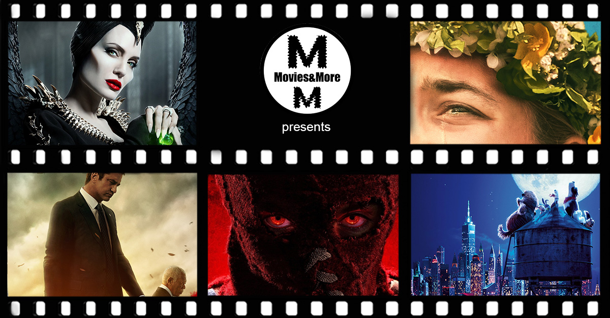 Movies&More presents: Trailer Collection #128