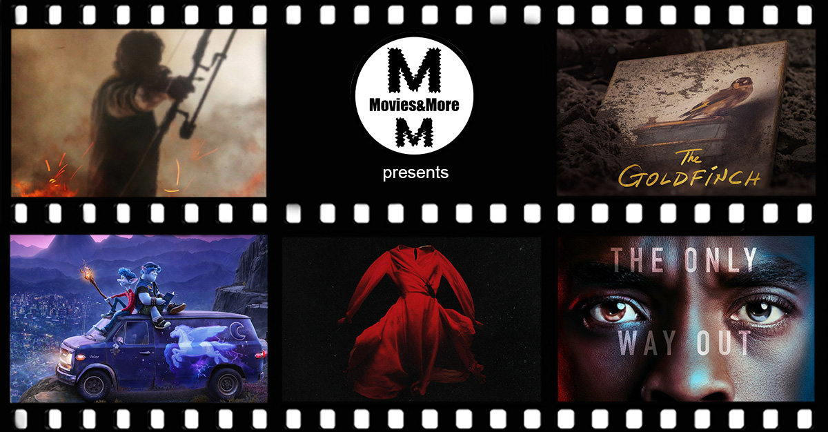 Movies&More presents: Trailer Collection #130