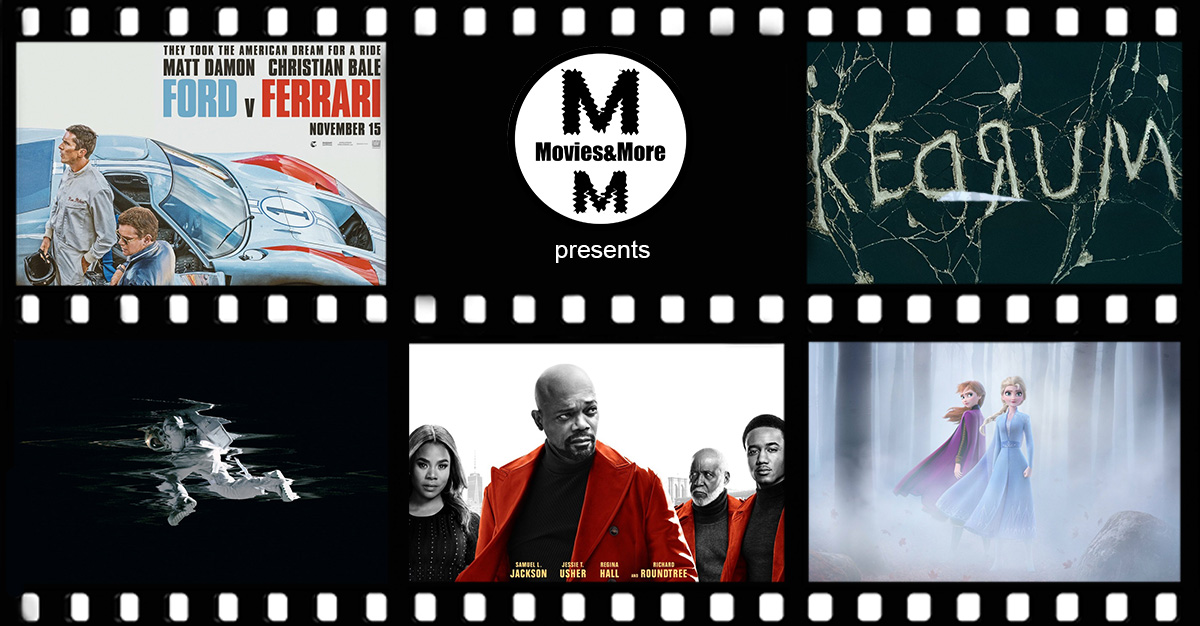 Movies&More presents: Trailer Collection #131