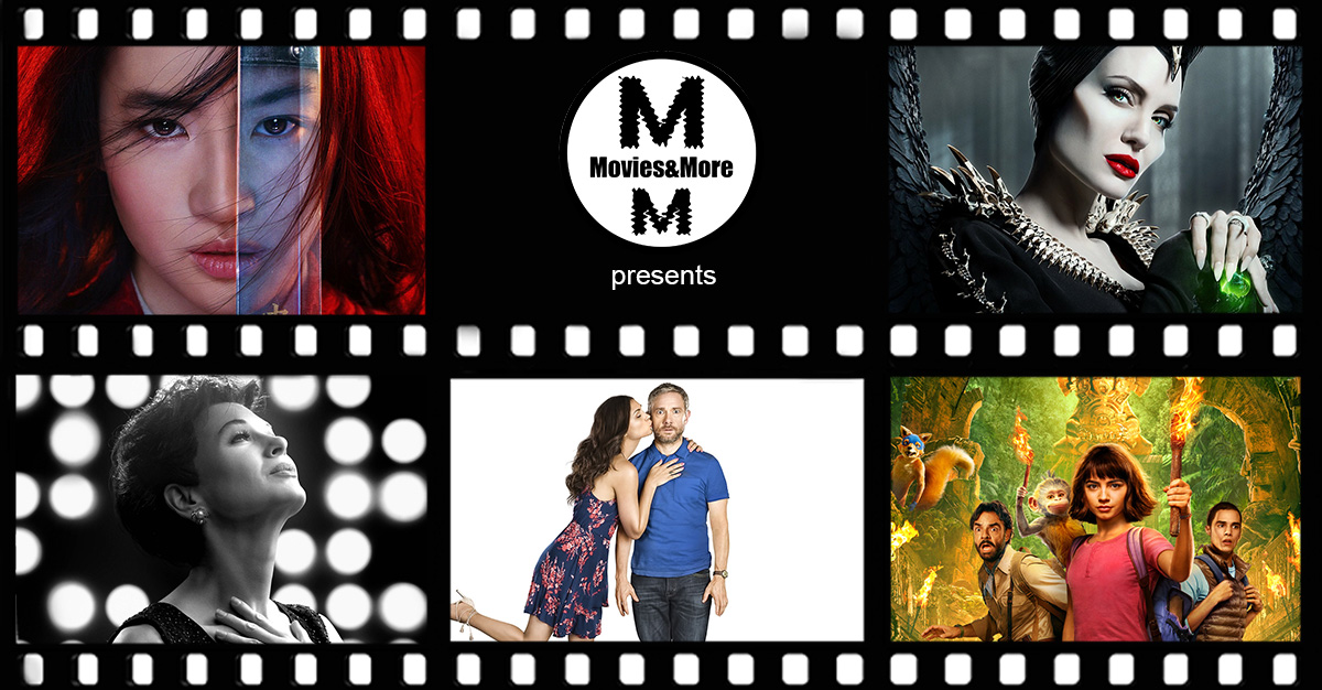 Movies&More presents: Trailer Collection #135