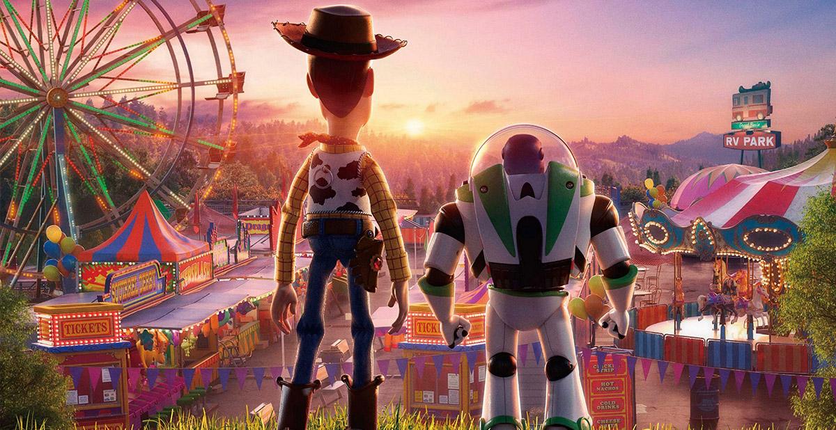 """Box Office – """"Toy Story 4"""" spielt weltweit über eine Milliarde US-Dollar ein"""