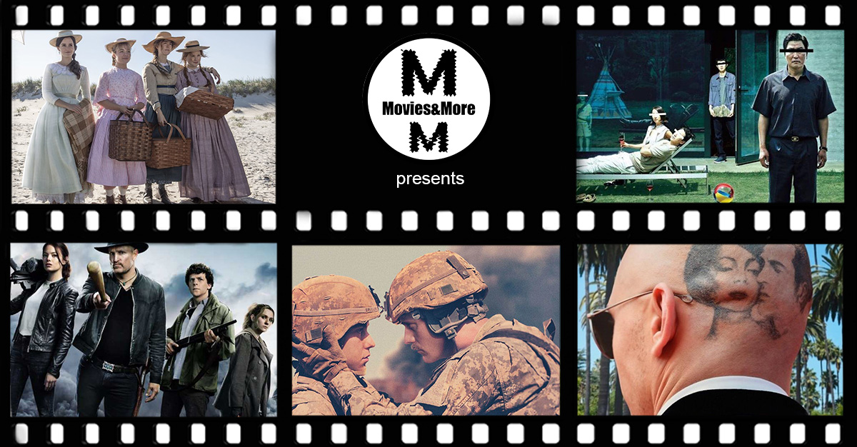 Movies&More presents: Trailer Collection #140