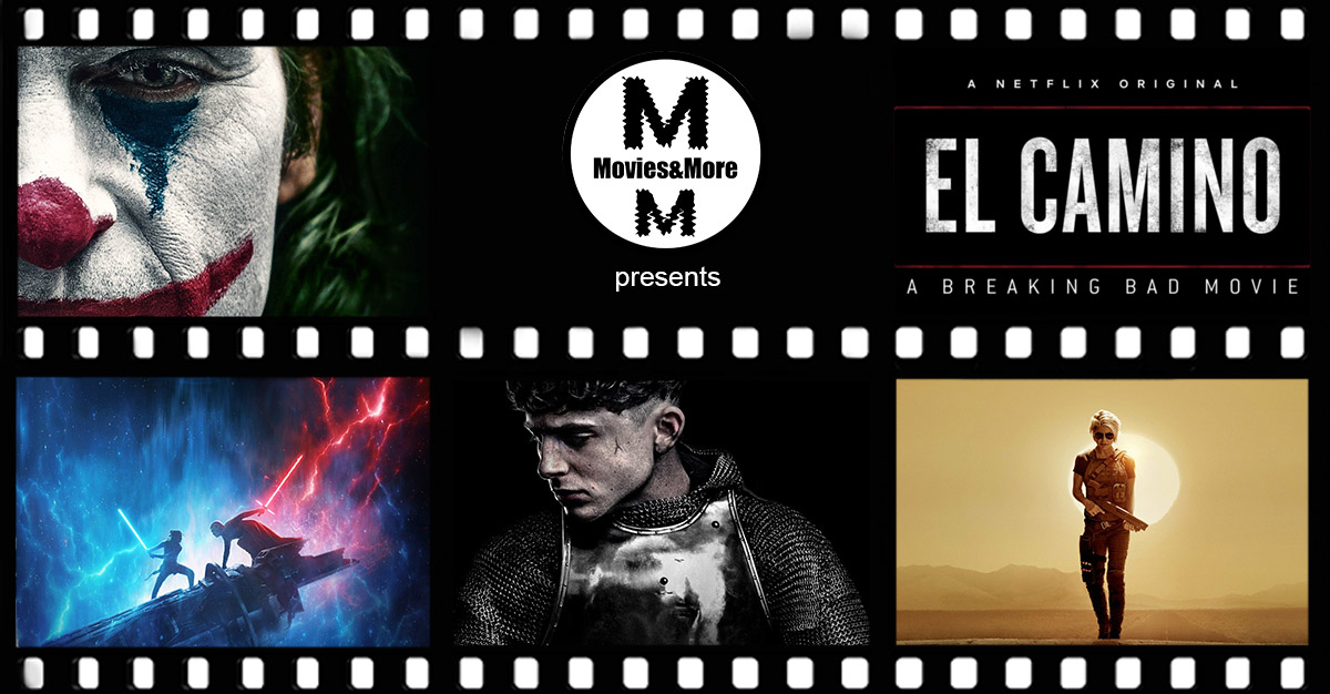 Movies&More presents: Trailer Collection #142