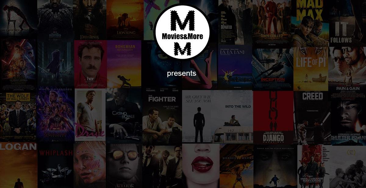 Movies&More presents: Poster Mosaik #176
