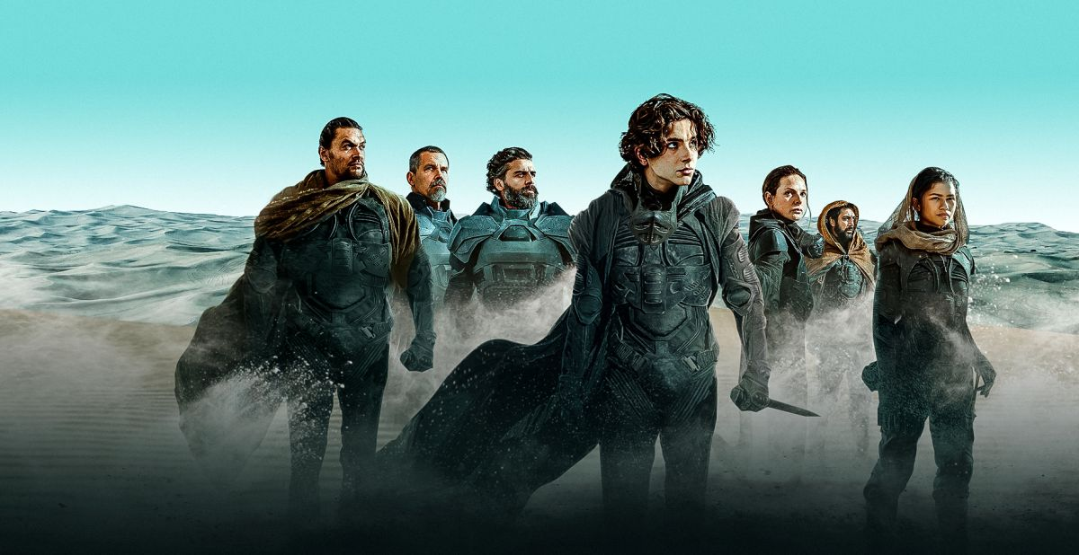 "Spoilerfreie Review – ""Dune"""